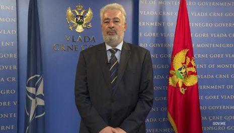 Krivokapić: Neprimjereno ponašanje Kandića, službena vozila se ne mogu koristiti vikendom