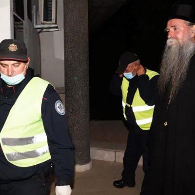 """MCP: Godinu dana od utamničenja vladike Joanikija i nikšićkih sveštenika: """"Blaženi su prognani pravde radi, jer je njihovo Carstvo nebesko"""""""