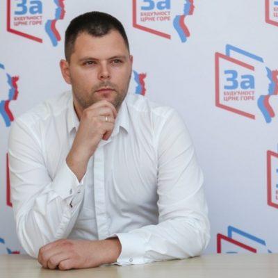 Kovačević novi gradonačelnik Nikšića