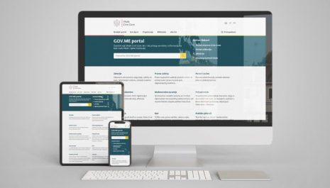 Portal Vlade CG dostupan na novoj platformi