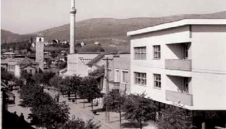 Pljevaljsko korzo (1930 – 2004)