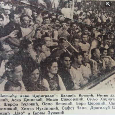 Vremeplov – Sjećanje na daleku 1964. godinu, junske kvalifikacije za ulazak RK Rudar u Prvu saveznu ligu Jugoslavije
