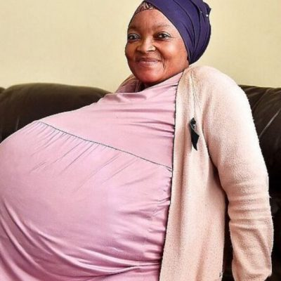Žena u Južnoj Africi rodila deset beba