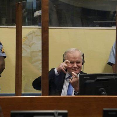 Potvrđena presuda: Ratku Mladiću doživotni zatvor