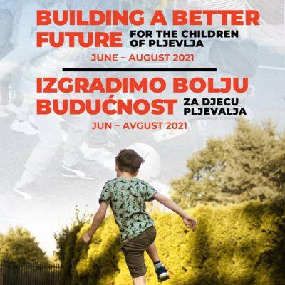 """Uz pomoć Ambasade Austrije u CG: FK """"Breznica"""" će realizovati projekat """"Izgradimo bolju budućnost za djecu Pljevalja"""""""