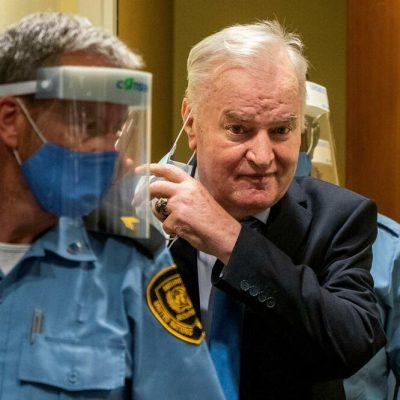 Odbijene žalbe Mladića