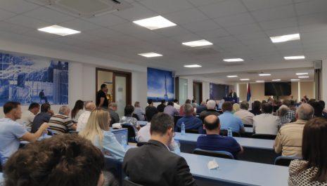 DNP Krivokapiću: Rekonstrukcija Vlade, nova Vlada ili izbori