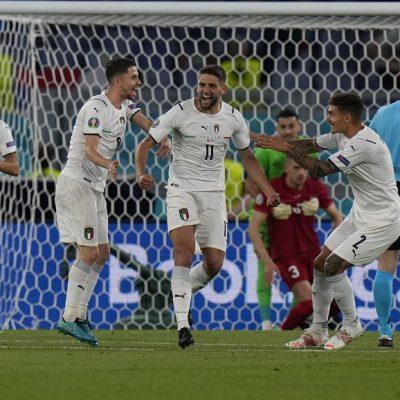 Italija ubjedljiva na otvaranju Evropskog prvenstva