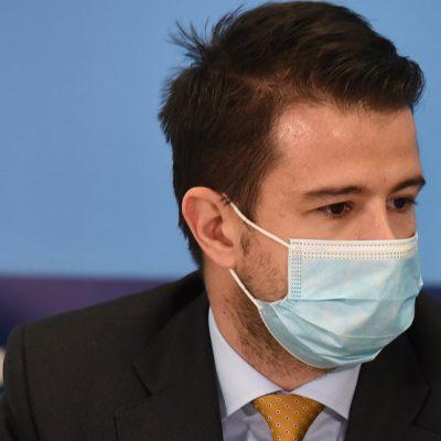 Milatović saslušan u ODT: Izjava lični stav temeljen na međunarodnim izvještajima o korupciji u CG