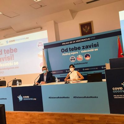 Crna Gora dobija Nacionalnu digitalnu COVID potvrdu, nove mjere od petka
