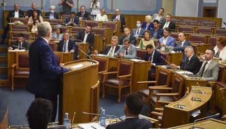 Krivokapić: Ugovore za puteve PV-Mijajlovica i PV-Metaljka nije potpisala ova Vlada, problem i imovinsko-pravni odnosi