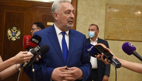 Krivokapić: Neću doći na sjutrašnje saslušanje