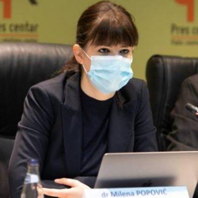 Popović Samardžić: DELTA SOJ PRISUTAN, čekamo potvrdan rezultat testova