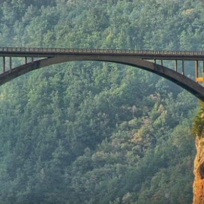 TRAGEDIJA na mostu na Đurđevića Tari