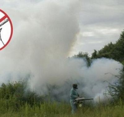 Obavještenje o zaprašivanju komaraca na teritoriji Opštine Pljevlja