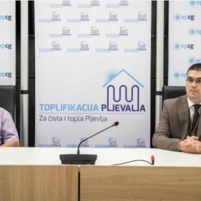 "Počinje realizacija projekta ""Toplifikacija Pljevalja – za čista i topla Pljevlja"""