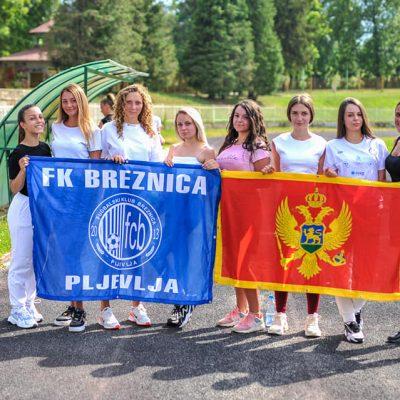 """Breznica na """"Female leadership"""" kampu u Bajinoj Bašti"""