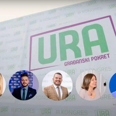 Izabrano novo rukovodstvo GP URA