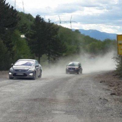 Zbog radova na putu Pljevlja – Mihajlovica turisti zaobilaze Žabljak