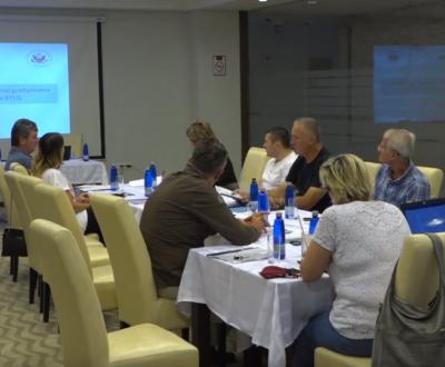 """Održana radionica Media centra u okviru projekta ,,Ponovno povezivanje građana i javnog emitera RTCG"""""""