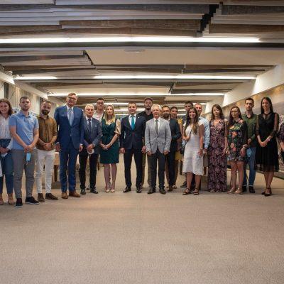Predsjednik Skupštine otvorio Ljetnju školu demokratije za mlade