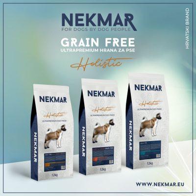 NAPOKON I U CRNOJ GORI – NEKMAR ULTRAPREMIUM hrana za pse