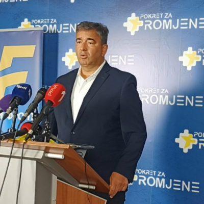 Medojević: Đukanović i pored enormnih napora lobista nije zakazao sastanak sa Bajdenom
