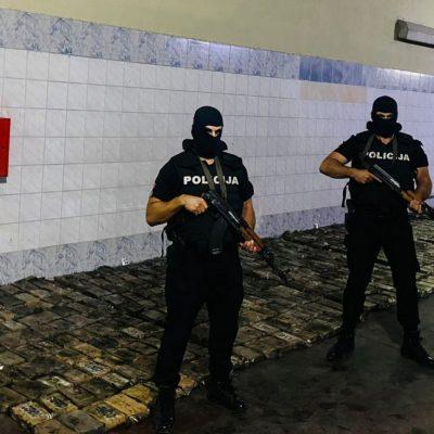 O rekordnoj zaplijeni kokaina sjutra govore Krivokapić, Abazović, Sekulović…