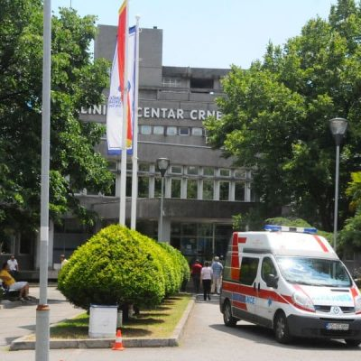 KCCG: 60 kovid pacijenata životno ugroženo