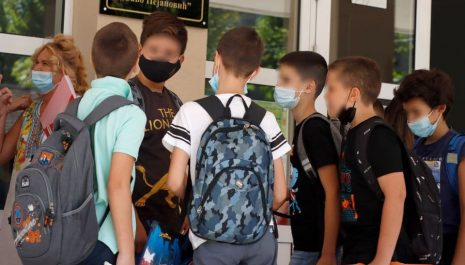 Prošle sedmice zaraženo 467 učenika