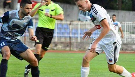 Striković: Ne prija mi klupa, zato nijesam slavio golove