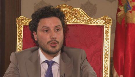 Abazović: Kriminalne strukture vrše pritisak na mene, ne i DF