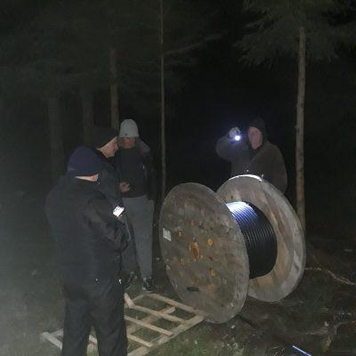 Incident na Žabljaku: Noćno priključivanje na elektromrežu zaustavila policija