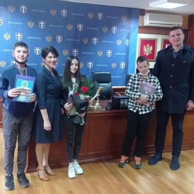 Premije Opštine Pljevlja mladim šahistima