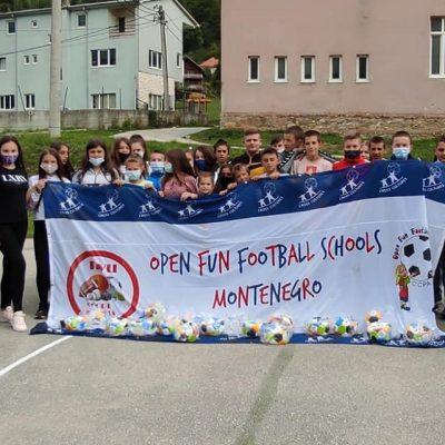 Promocija ženskog i muškog fudbala na sjeveru Crne Gore
