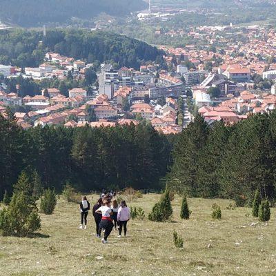 Gimnazija jednodnevnim izletom obilježila Evropsku nedjelju sporta