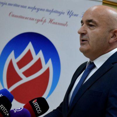 Vanredni sastanak Krivokapića i Jokovića