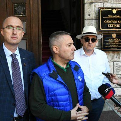 Veljović: Ukidanje pritvora potvrda da Crna Gora ima institucije, časne i odgovorne pojedince i nezavisno sudstvo