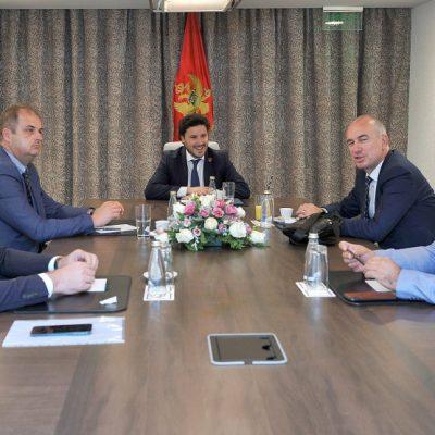 Abazović razgovarao sa Đeljošajem, Đekom, Nimanbeguom i Ibrahimovićem