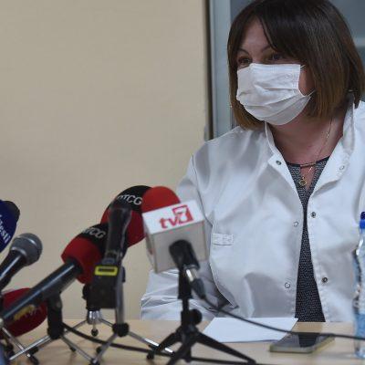 Radulović: Imamo životno ugrožene pacijente koji su vakcinisani