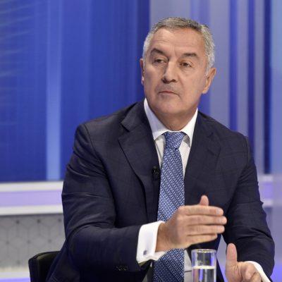 Đukanović: Nema ni minimalnog pomaka u evroatlantskoj agendi Crne Gore, desili se uglavnom incidenti