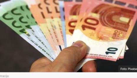 Građani u bankama drže 1,3 milijarde eura- Oročena trećina