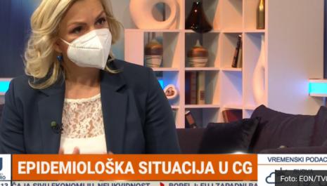 Borovinić Bojović: Jedino shvatanjem stepena lične odgovornosti možemo doći do rješenja