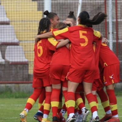 Goleada kadetkinja u Albaniji