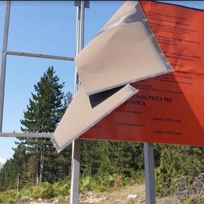 Istekao rok za završetak radova na putu Pljevlja-Mihajlovica