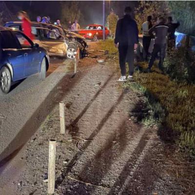 Put Mojkovac – Đurđevića Tara : U saobraćajnoj nesreći poginule dvije osobe
