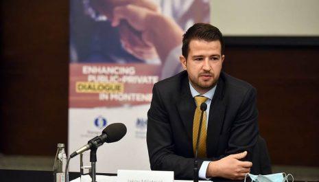Milatović: Ekonomija u 2021. godini bilježi snažan oporavak