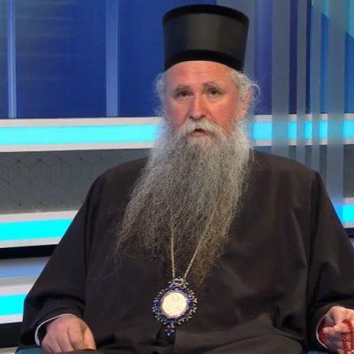 Joanikije: Doći će dan da na ramenima iznesemo kamenje na Lovćen da vratimo kapelu