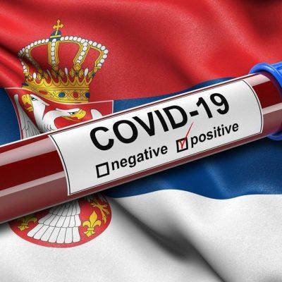 Srbija: Preminulo još 57 pacijenata, novih 7.696 slučajeva zaraze kovidom