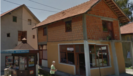 Prodaje se kuća (prizemlje +stan na spratu ili samo prizemlje), u centru Pljevalja